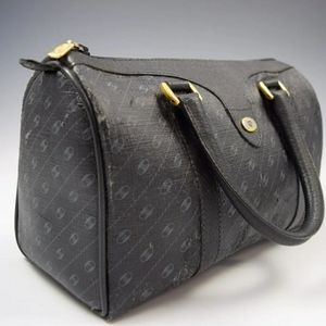 Vintage 1980 Gucci Boston Satchel